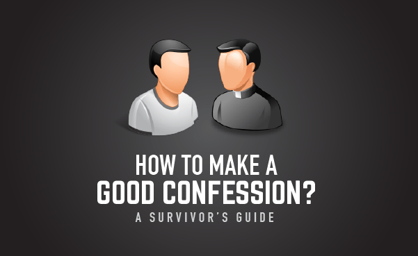 How to go to Confession visual Guide