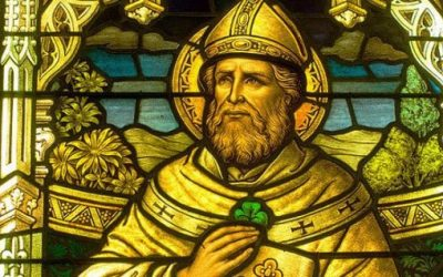 7 Things Saint Patrick Might Have Done On Saint Patrick's Day