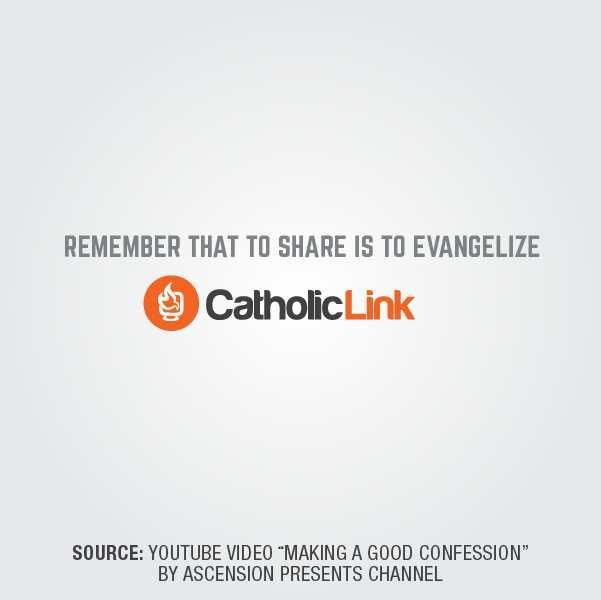 Visual Guide On How To Make A Good Confession