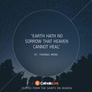 Saint Quotes on Heaven