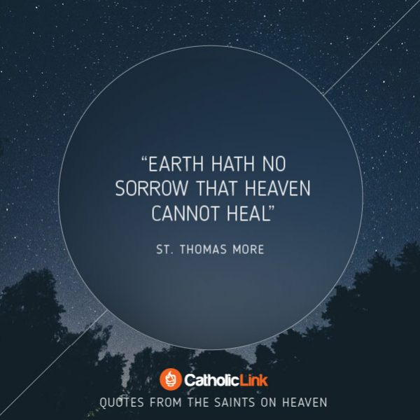 Saint Quotes on Heaven