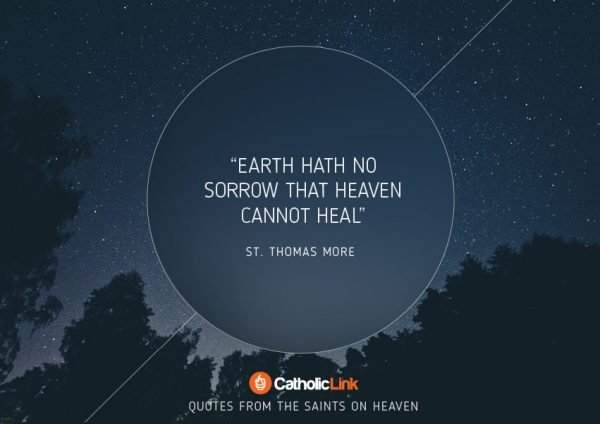 10 Quotes On Heaven From The Saints St. Thomas More