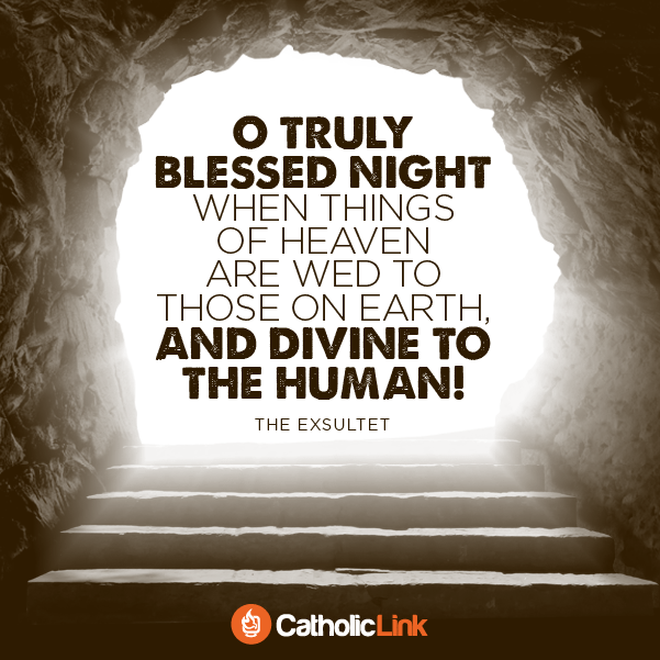 The Proclamation Of Easter | O Truly Blessed Night
