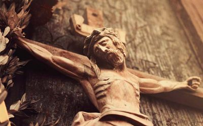 Why Couldn't Christ Forgive Our Sins With A Smile? *Warning: Disturbing Images