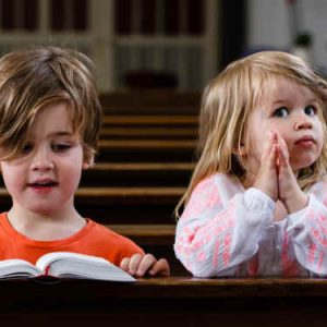 How to Go to Mass With Kids
