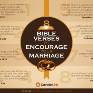 8 Bible Verses To Encourage Your Marriage