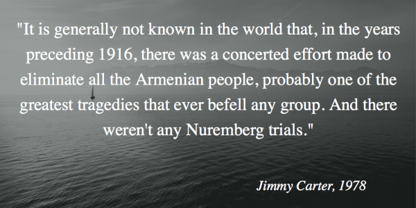 The Eight Stages Of Armenian Genocide...And Why Catholics Should Care