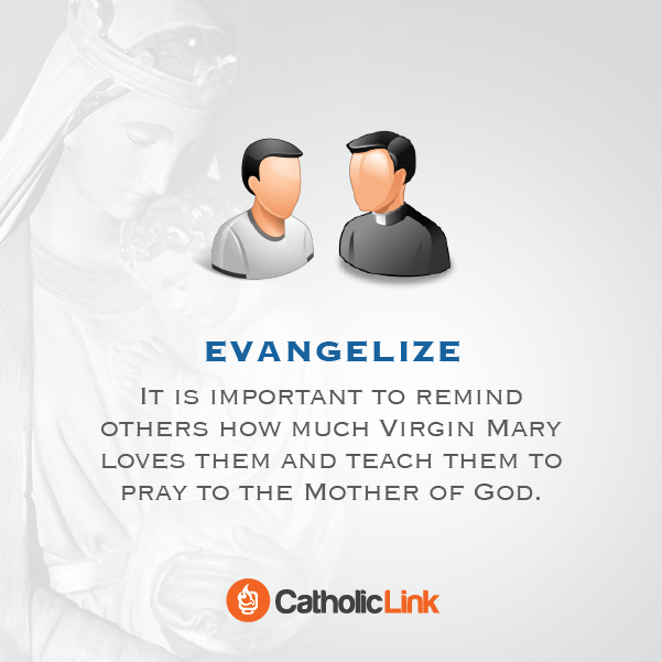 8 Practical Tips for the Month of Mary - Evangelize