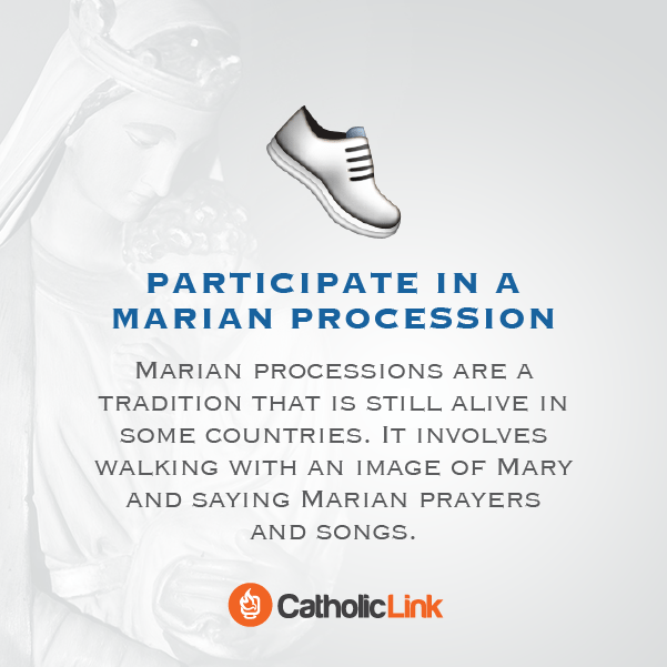 8 Practical Tips for the Month of Mary - Marian Procession