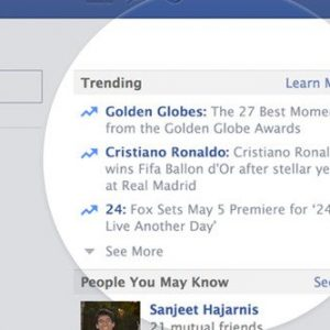 The Truth About Trending: Facebook Suppresses Conservative News Catholic
