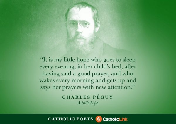 Catholic Poets You Should Know About Charles Peguy