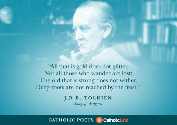 Catholic Poets You Should Know About J.R.R. Tolkien