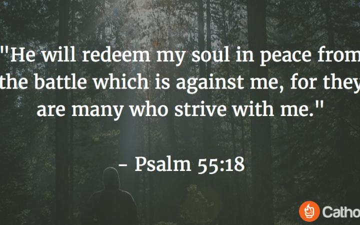 Psalm 55,18