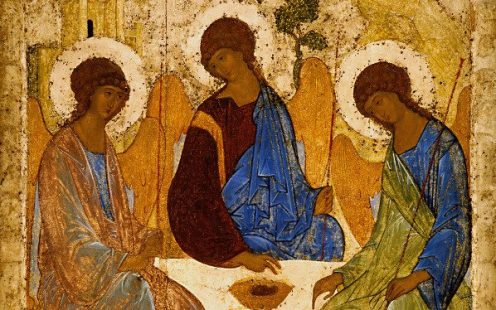 Andrei Rublev The Explanation of this Famous Icon Will Give You a Deeper Understanding of the Trinity
