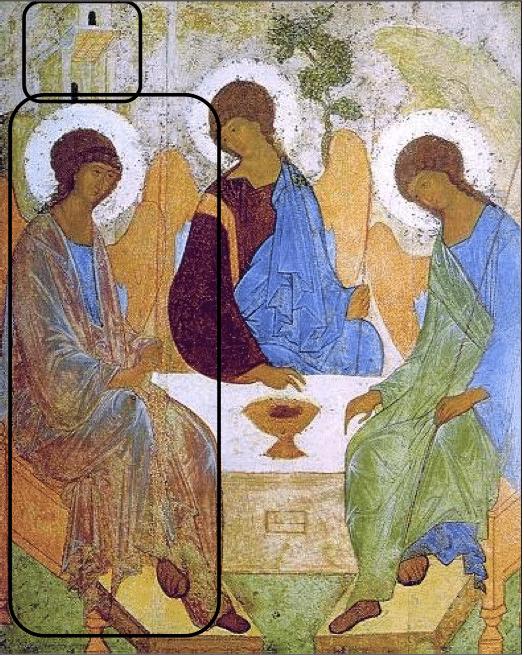 Throne How Andrei Rublev Troitsa Explains The Trinity