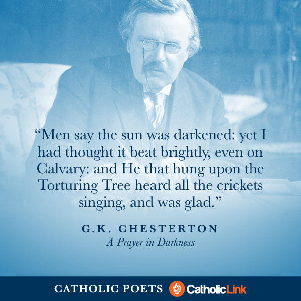 Here is a great list of Catholic poets for you to enjoy! Find more Quotes, infographics, memes and more resources for the New Evangelization.