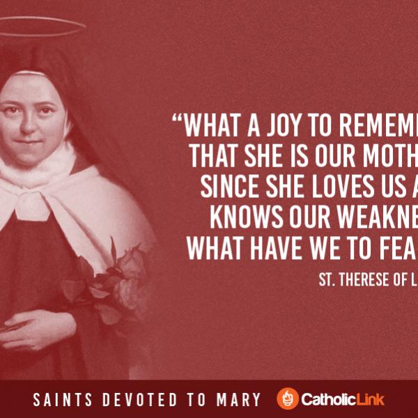10 Saints Who Had A Deep Devotion To Mary
