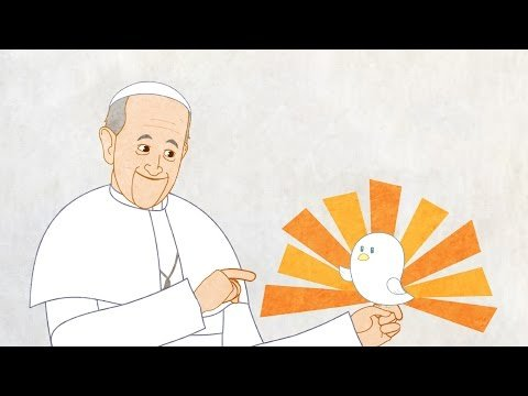 Pope Francis Minute explains: How to pray when you have no time.....