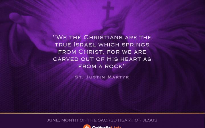 St. Justin Martyr Sacred Heart of Jesus