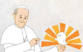 Pope Francis Minute Explains: How to Pray When You Have No Time!
