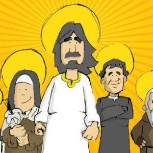 Saints For Children: 9 SuperHero Saints That You Should Know