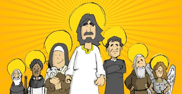 Quotes In Spanish About Life And Love Saints for Children. 9...