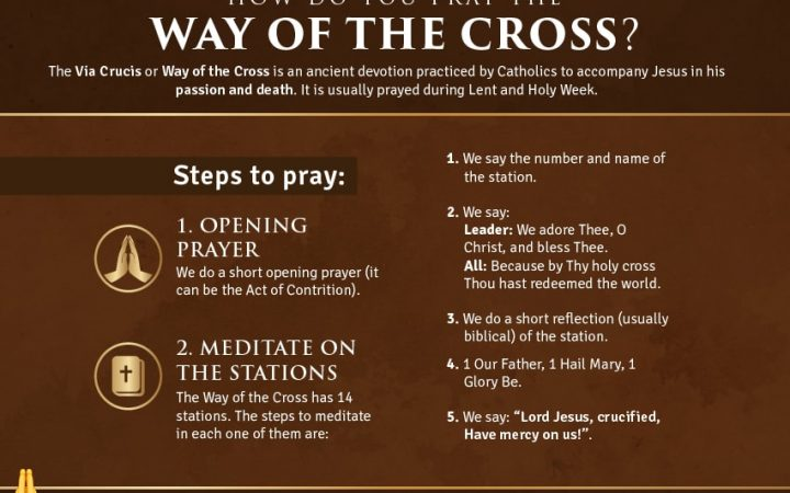 How to Pray the Way of the Cross