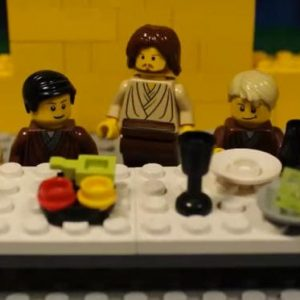 15 Bible Stories Told With Lego