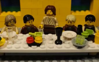 15 Bible Stories Told With Legos