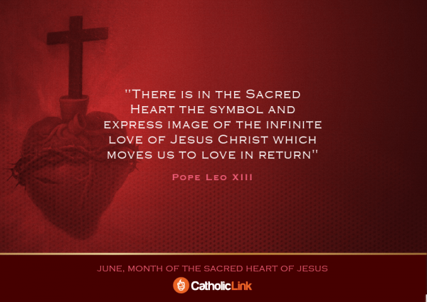Saint and Pope quotes about the Sacred Heart of Jesus. Grow in your devotion to Our Lord during this month of June dedicated to His Sacred Heart!