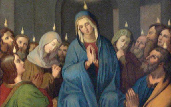 saintly intercession