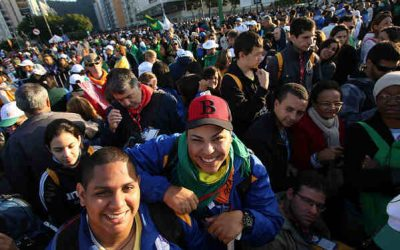 7 Ways to Be Part of World Youth Day