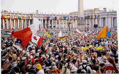 The path of WYD: from Rome (1984) to Krakow (2016)