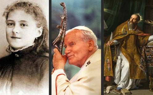 catholic advice from the saints