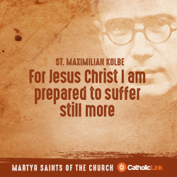 A Collection Of Quotes From Martyred Saints