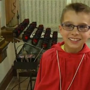 Make-A-Wish boy wants to meet pope francis
