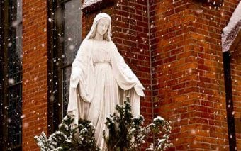 3 Things to Know About Our Lady of the Snows…in August?!