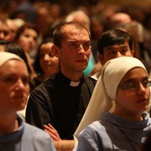 signs of a healthy Catholic parish
