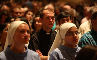 5 Signs You Attend A Healthy Parish