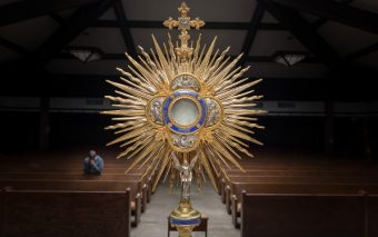 The Importance of Making a Spiritual Communion and How You Can Do It Anytime, Anywhere