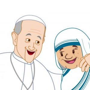 The Pope Francis Minute: The Story of St. Mother Teresa