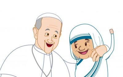 The Pope Francis Minute: Mother Teresa, the Saint of Darkness