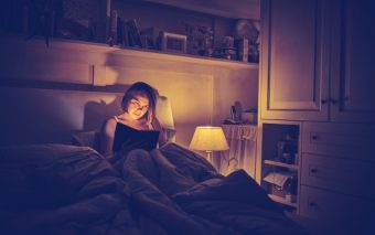 9 Things Every Catholic Should Do 30 Minutes Before Bed to Get a Great Night's Sleep