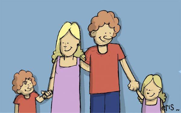 Divorce Familyi Children