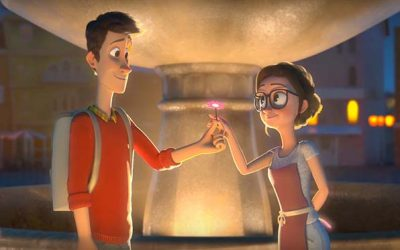 Does God intervene in Love Stories? (A Providential Animation)