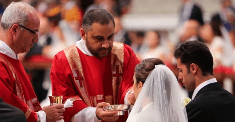 Catholic divorce communion