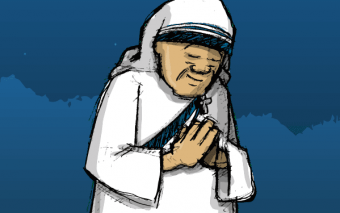(Infographic) The Spiritual Journal of Mother Teresa Illustrated!