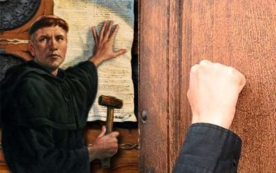 (Quiz) Luther, the Reformation, and How to Respond to your Protestant Friends