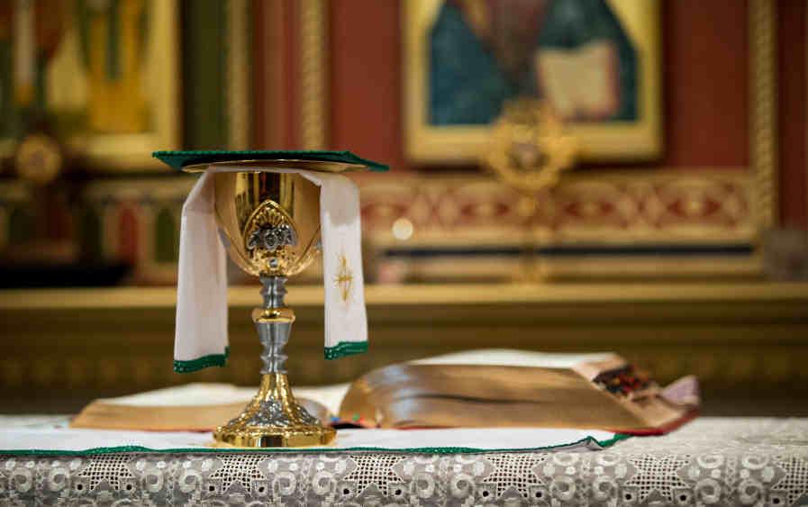 Mass catholic