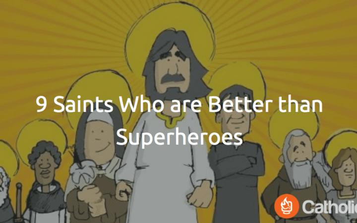 9 Saints Who Were Better THan Superheroes St. Padre Pio